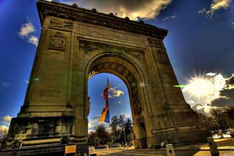 Bucharest: Private City Tour Guided Experience