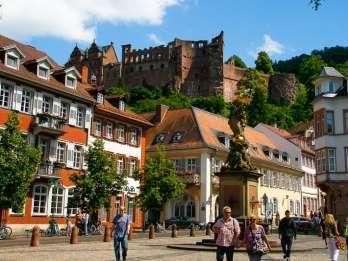 Stadtführung in Heidelberg mit Schlossbesichtigung