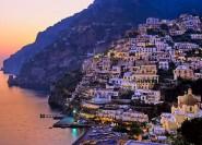 Ab Neapel: Landausflug nach Pompeji, Positano und Sorrent