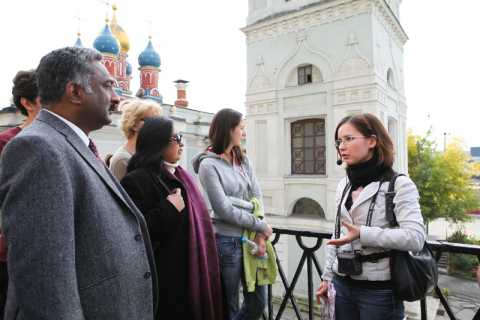 Moscow: Kremlin, Metro, Communism and Mystical Tours