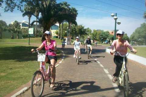 Tel Aviv: Yarkon Park och Port Bike Tour