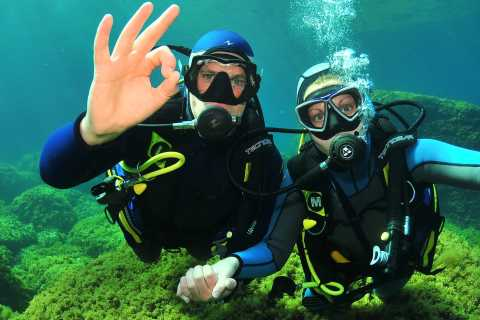 Ibiza: 3,5-daagse PADI Open Water-duikcursus