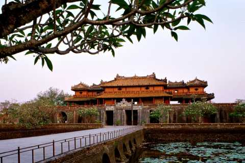 Hue Excursion from Chan May Port