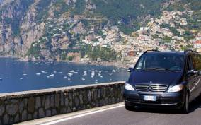 The Amalfi Coast: Private Limo Day Tour from Naples