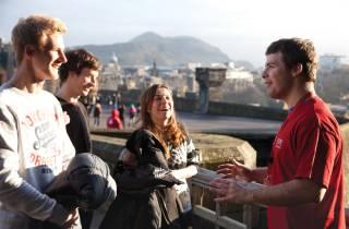 Edinburgh Castle: Führung ohne Anstehen