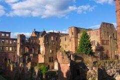 Tour pelo Castelo de Heidelberg: Residência dos Eleitores