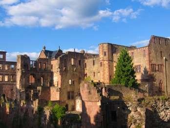 Schlossführung Heidelberg - Residenz der Kurfürsten