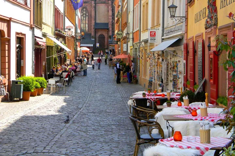 Stadtführung Heidelberg - Stadt der Romantik