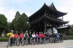 Quioto: Excursão de bicicleta de grupo pequeno de 3,5 horas