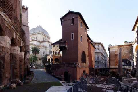 Rome: 3-Hour Jewish Ghetto & Trastevere Walking Tour