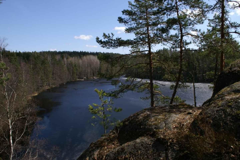 Nuuksio-Nationalpark: Halbtagestour ab Helsinki