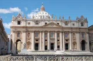 Rom und Vatikanstadt: Tagestour ab Umbrien / Toskana
