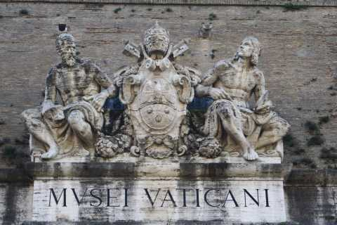 Vatican Museums and Sistine Chapel Small Group Tour