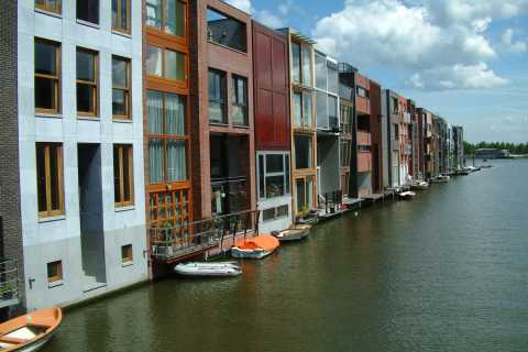 Amsterdam, Eastern Docklands Architecture: Private Tour