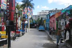 Religiões 2 horas afro-cubanos Walking Tour: Havana