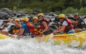 Pacuare River Full-Day Rafting Adventure from San José