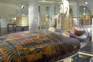 Barcelona: Tickets für das Ägyptische Museum