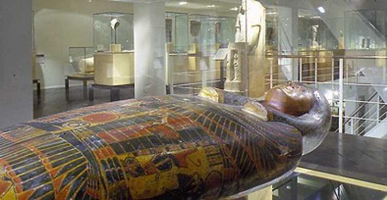 Ingresso Museu Egípcio em Barcelona