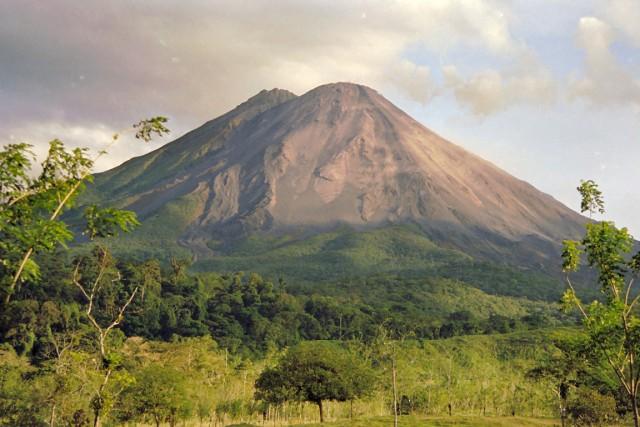 Costa Rica: wandeling halve dag nationaal park Volcán Arenal