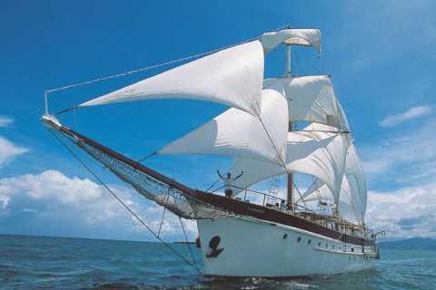 Tivua Island Full-Day Captain Cook Cruises Excursion