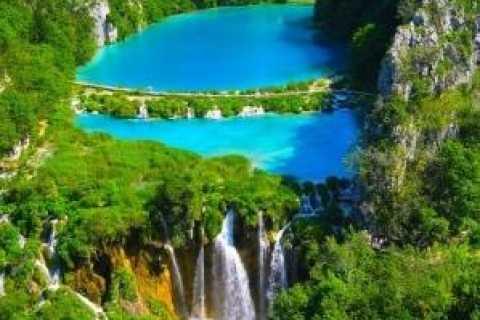 Van Split of Trogir: Plitvice Lakes Private Tour