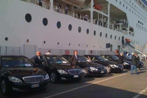 Civitavecchia to/from Rome Private 1-Way Cruise Transfers