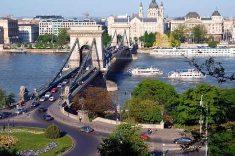 Excursion privée d'une journée à Budapest depuis Vienne