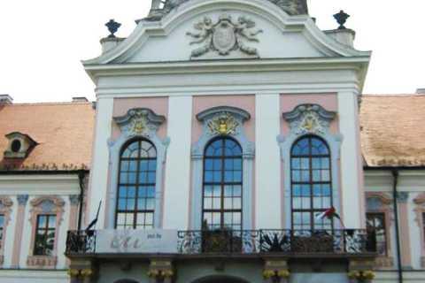 Excursão de dia inteiro ao Palácio Gödöllő saindo de Budapeste