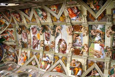 Vatican and Sistine Chapel: 3-Hour Small Group Tour