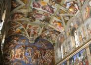 Vatikan/Sixtinische Kapelle: Private Tour ohne Anstehen