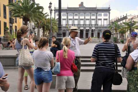 Las Palmas: 1-Hour Vegueta Old Town Walking Tour
