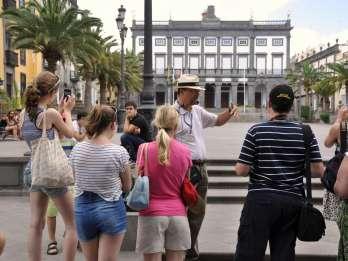 Las Palmas: Vegueta Altstadt-Rundgang
