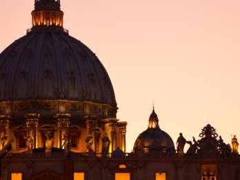 Rom: Privattour durch den Vatikan nach Feierabend