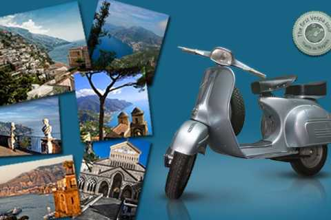 Amalfi Coast: Full-Day Private Vintage Vespa tour