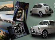 Von Neapel: Phlegräischen Felder 5-Stunden-Fiat 500/600-Tour