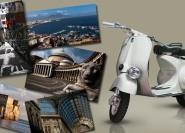 Klassische Neapel: Vespa Private Tour
