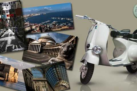 Classic Naples: Vespa Private Tour