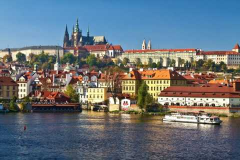 Excursion privée d'une journée à Prague depuis Prague