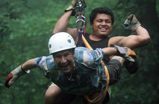 Mombacho Natural Reserve und Canopy Adventure