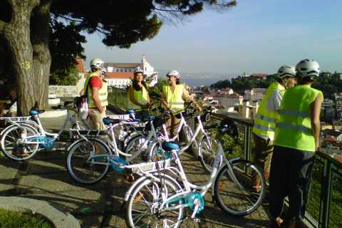 Lisbon: 7 Hills Half-Day Electric Bike Tour