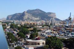 Palermo: passeio a pé privado com almoço siciliano