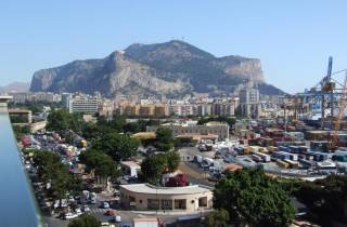 Palermo: Privat-Rundgang mit sizilianischem Mittagessen