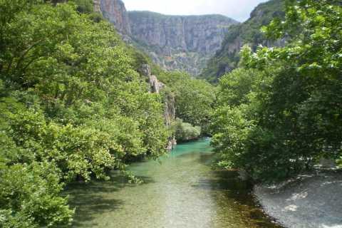 Vikos Gorge Aristi a Klidonia Bridge Caminata de 3 horas