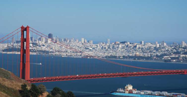 San Francisco: Guided City Tour