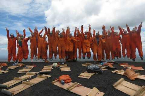 Leon: Volcano Board Adventure on Cerro Negro