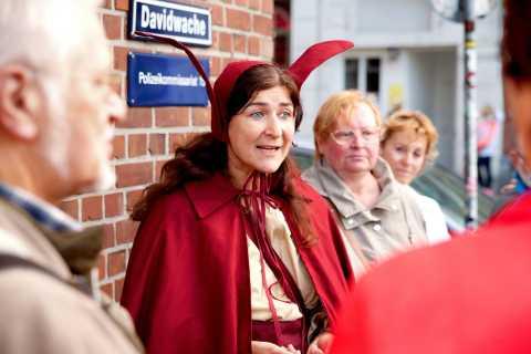 Hamburg Historical Sex Worker Tour: Then & Now (18+)
