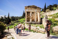 Excursão Guiada de 1 Dia a Delfos saindo de Atenas