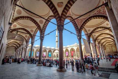 Istanboel: stadstour Topkapipaleis, Hagia Sophia & meer