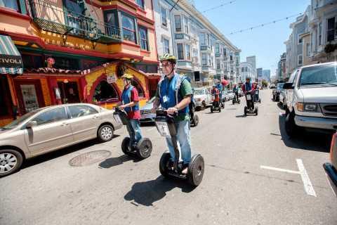 San Francisco: 2.5-Hour Wharf & Waterfront Segway Tour