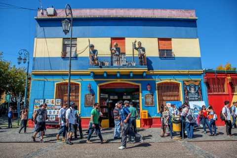 Buenos Aires: Half-Day Sightseeing Tour